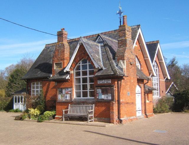 Brent Eleigh village hall