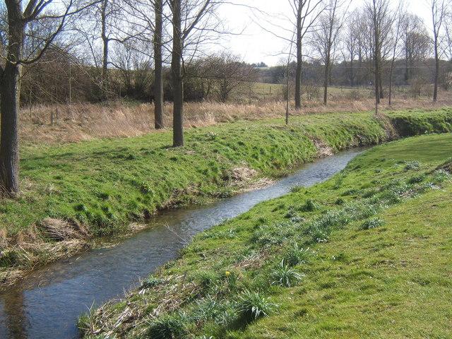 Stream near Brent Eleigh