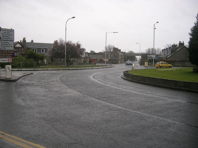 Balwearie Roundabout, Kirkcaldy