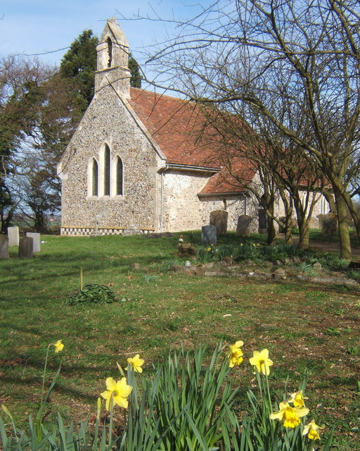 St Peter's Church, Milden
