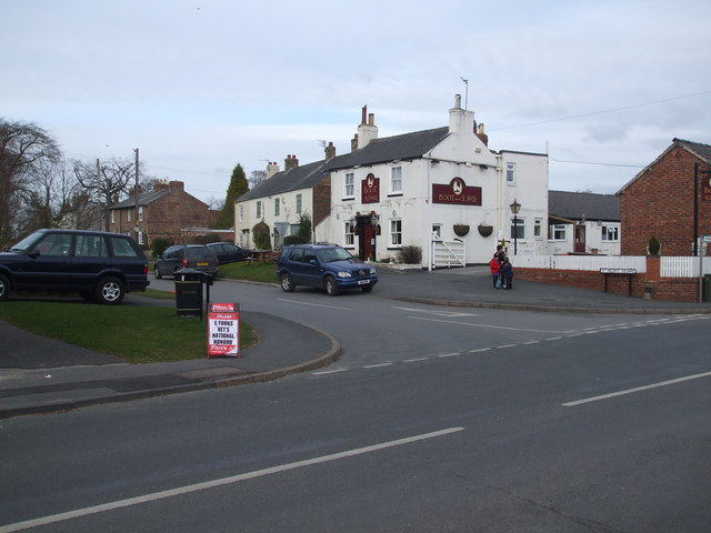 Junction Main Street & St Helen's Square Barmby Moor