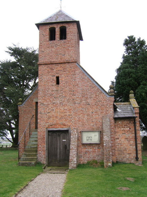 Old St. Chad's Alone-in-the Field
