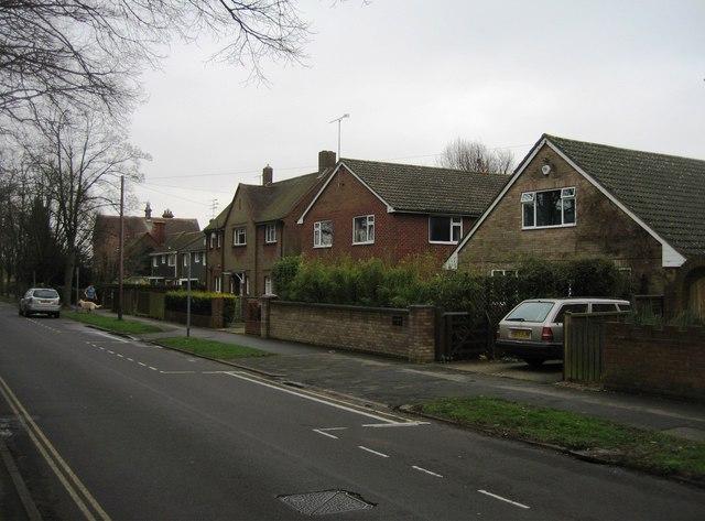 Darlington Road housing