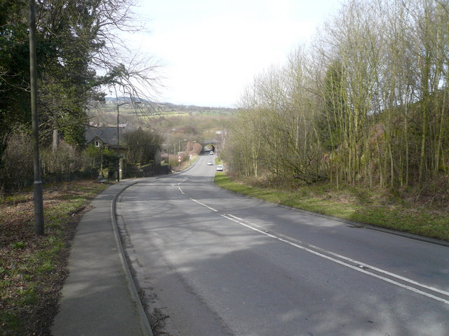Dale Hill (A615) View