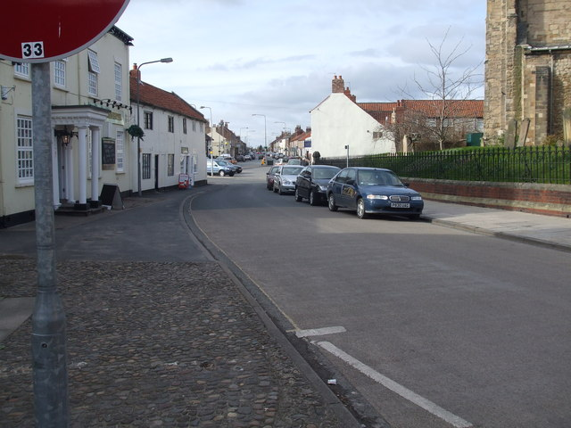 The Pavement Looking to George Street
