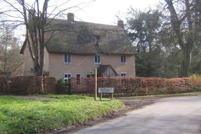 Brent Eleigh house