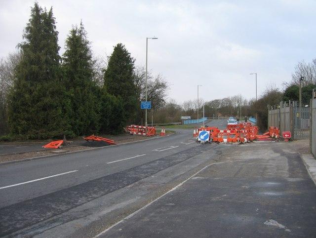 Brunel Road