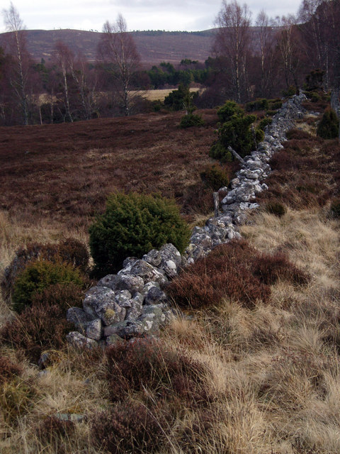 Old Wall by Inverlaidnan