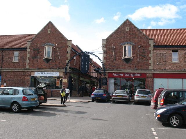 The Arcade, Ripon