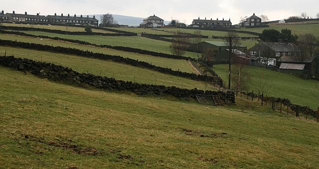 Farmland at Slack