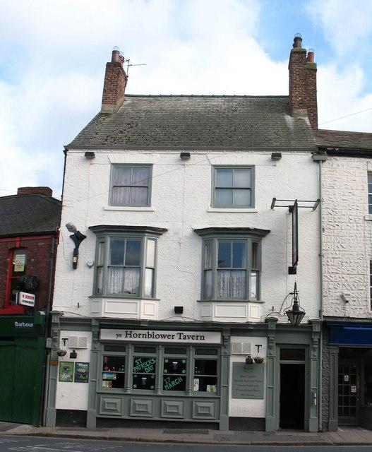 Ye Hornblower Tavern