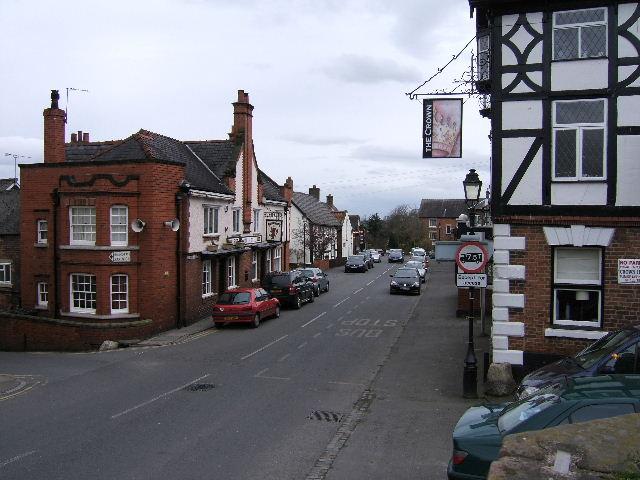 Malpas, Cheshire