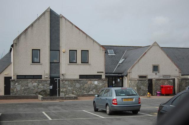 Pwllheli Sailing Club House