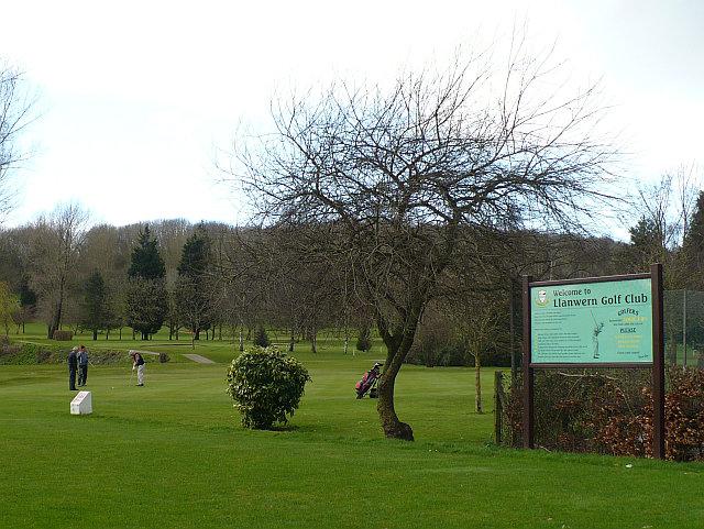 Welcome to Llanwern Golf Club