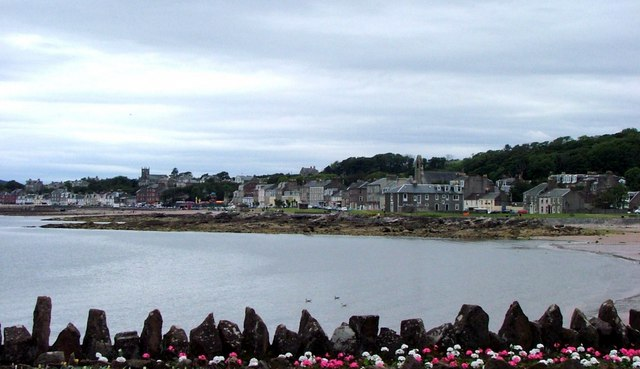 The Cross House and Millport