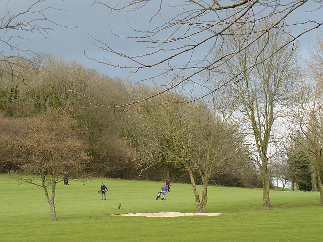 Llanwern Golf Course