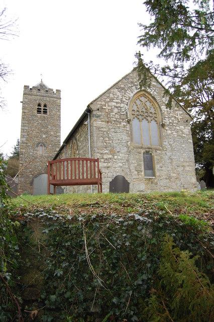 Llanbedrog Church
