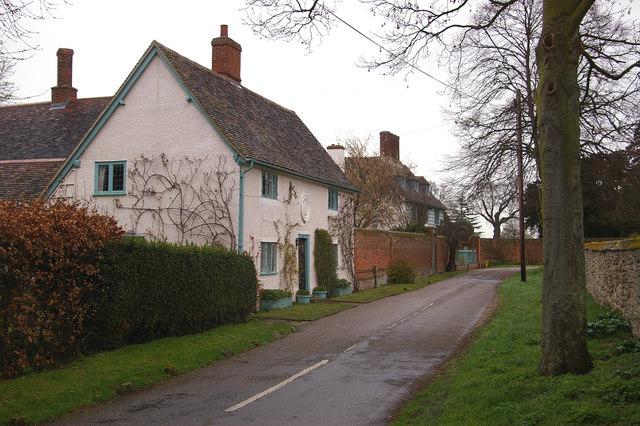 Church Lane, Cardington