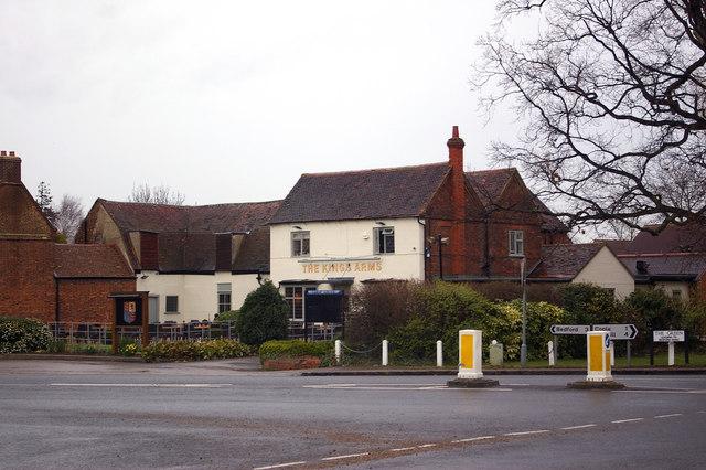 The Kings Arms, Cardington