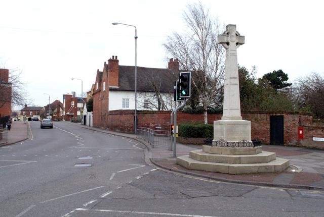 Beeston World War Memorial