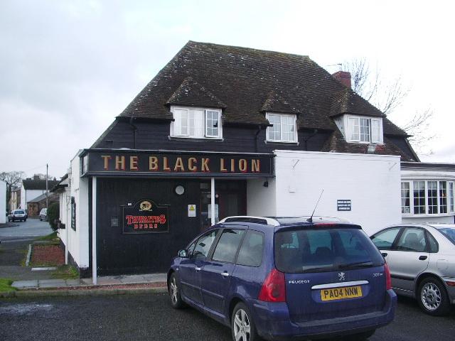 The Black Lion, Durdar