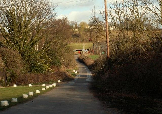 Fishers Green Lane