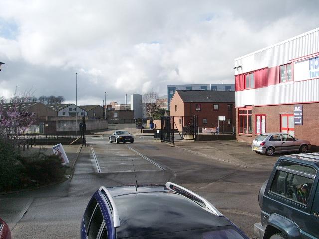 Shaddongate Business Park, Carlisle