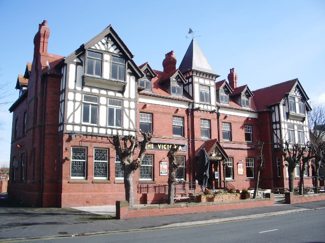 Victoria Hotel, Church Road, St Annes-on-Sea