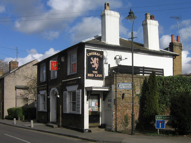 The Red Lion, St Mary Cray