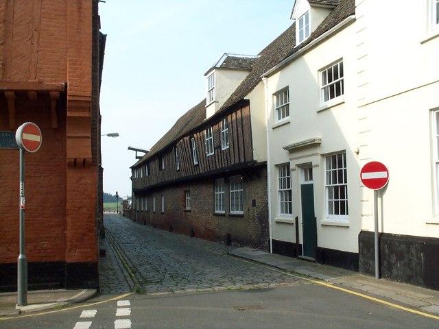Hanseatic Warehouse, St Margaret's Lane