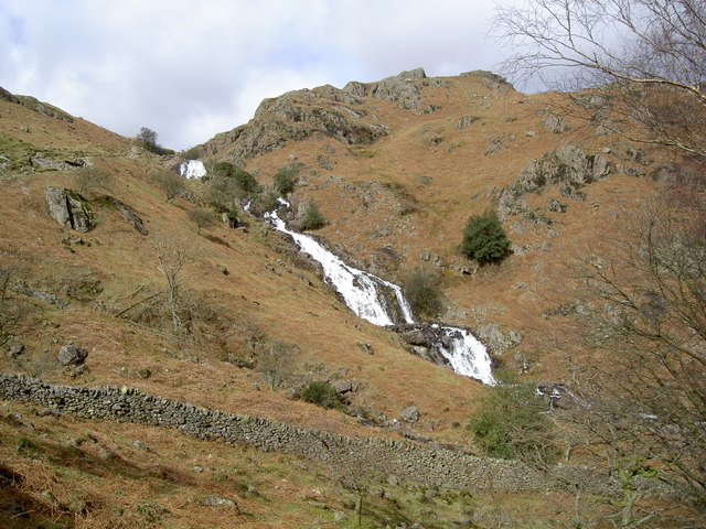 Sourmilk Gill looking quite fresh