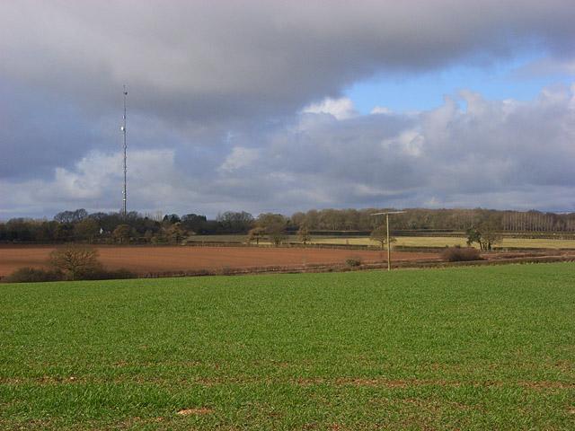 Farmland, Lambourn Woodlands