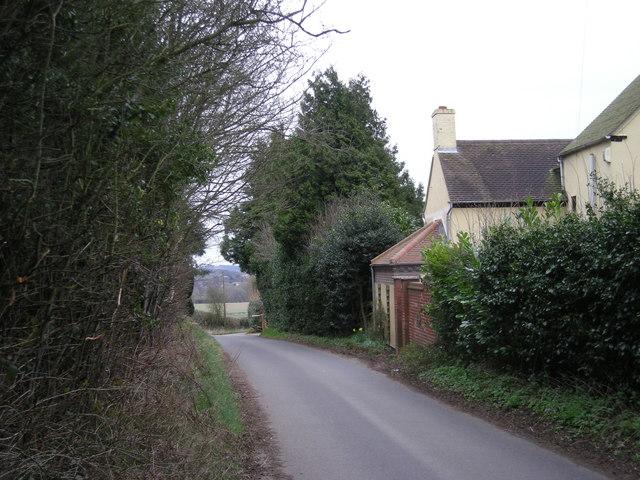 Lane to Shifnal