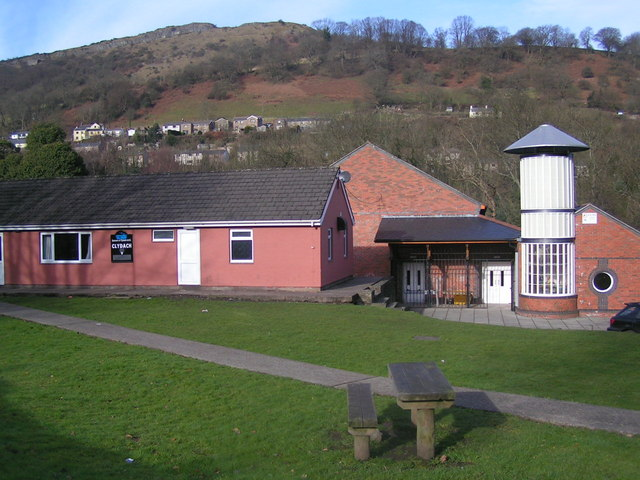 Clydach football club