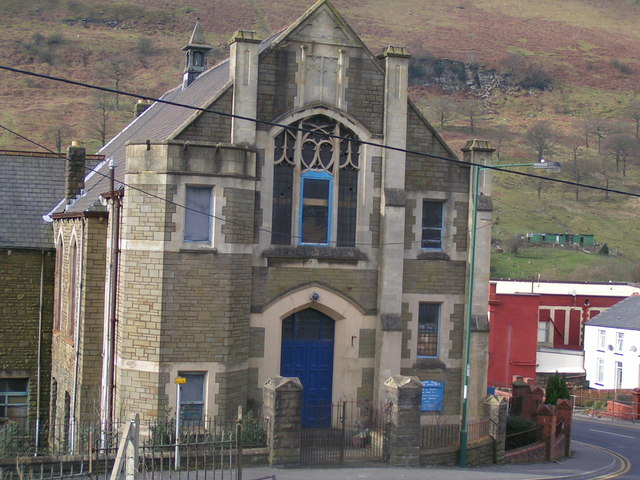 Cwm Methodist church