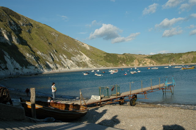 A day at the seaside - Lulworth Cove