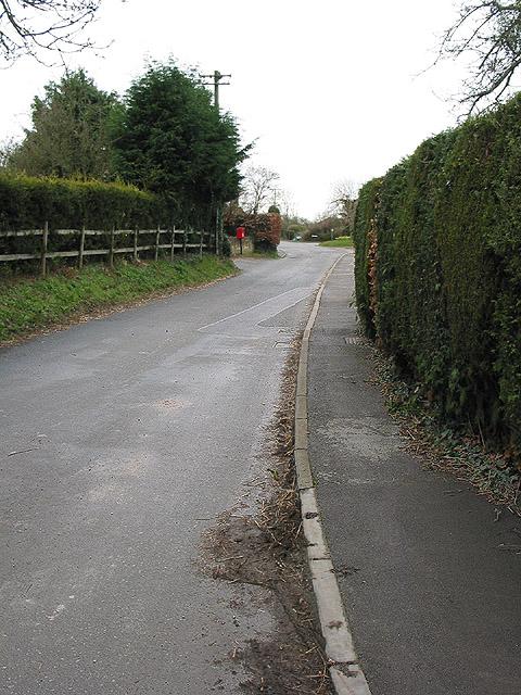 Persh Lane, Maisemore