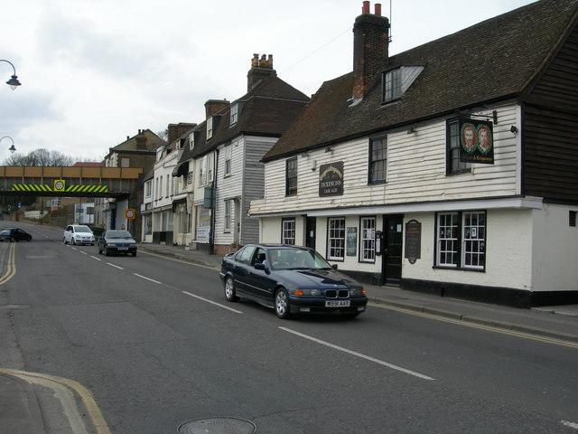London Road, Strood