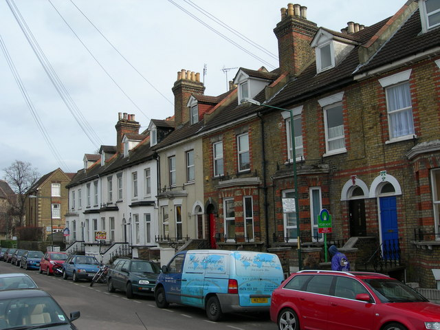 St Mary's Road, Strood