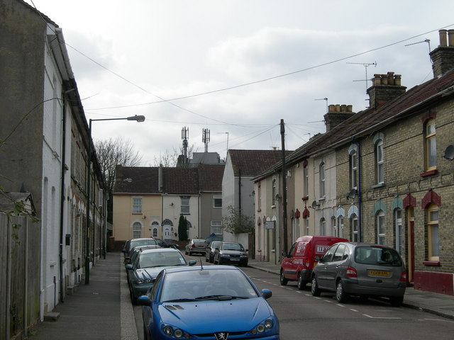 Grange Road, Strood (1)