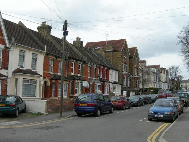 Vicarage Road, Strood