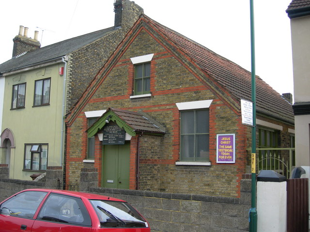 Church on Grange Road, Strood