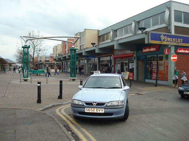 Shopping Centre, London Road, Swanley