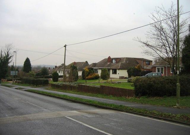 Pack Lane bungalows