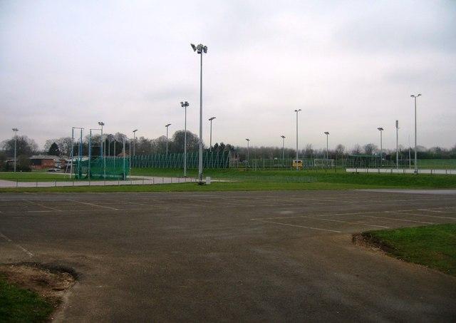 Down Grange Sports Facility