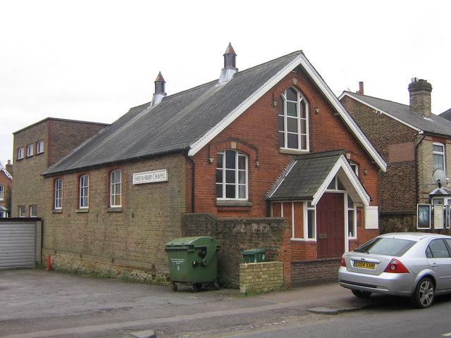 Shrewsbury Chapel, Redhill