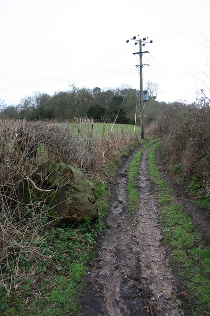Byway to Pickets Hill