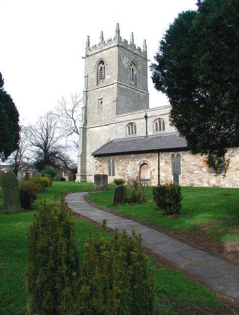 St Andrews Church, Immingham