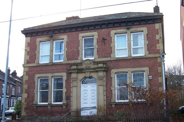 Walkley Police Station (former),  Langsett Road, Sheffield