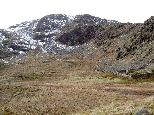 Sheepfold and Codale Head